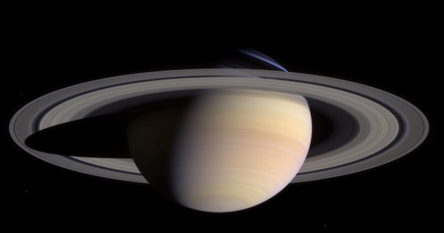Saturn courtesy NASA