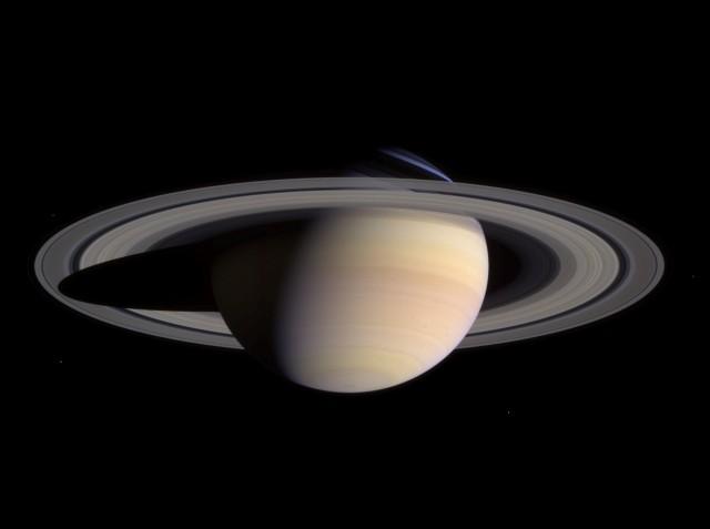 Saturn courtesy NASA