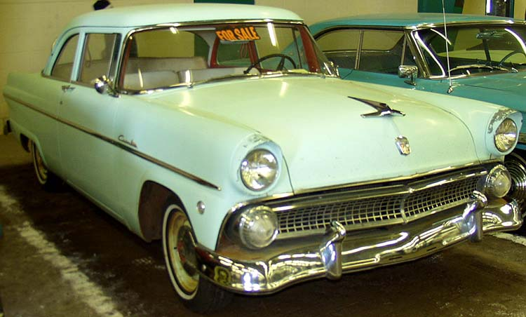 1955 Ford Customline Sedan