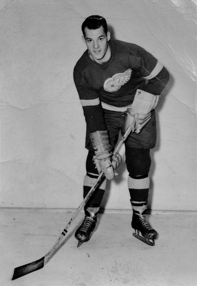Gordie Howe May 1949