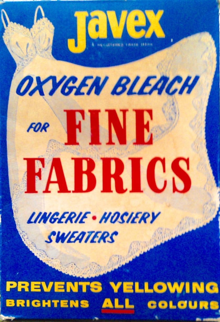 Vintage Bleach Box